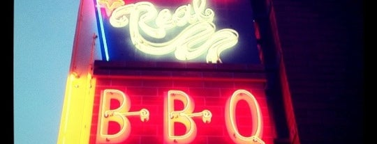 Joe's Real BBQ is one of Mesa+.