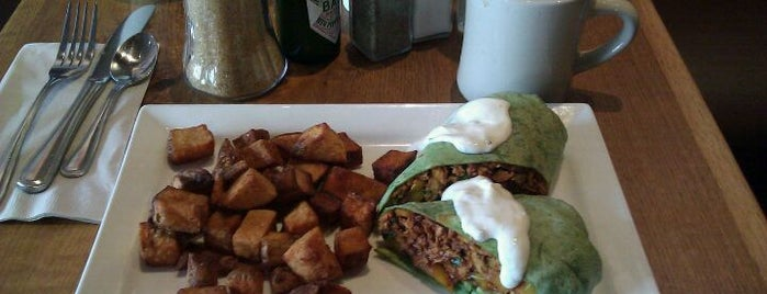 Uncommon Ground is one of 11 spots to have brunch with your family.