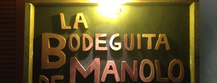La Bodeguita de Manolo is one of Por conocer.