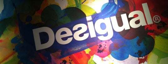 Desigual Outlet Venezia is one of Love.