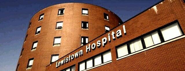 Lewistown Hospital is one of Timothy : понравившиеся места.