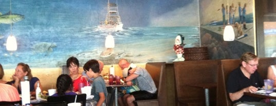 Fins Grill & Icehouse is one of Best Port Aransas, TX restaurants.
