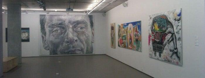 Я Галерея / Ya Gallery is one of Tempat yang Disimpan Dasha.