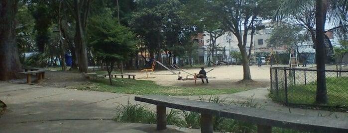 Parque Professor Antônio Pezollo is one of Robertさんのお気に入りスポット.
