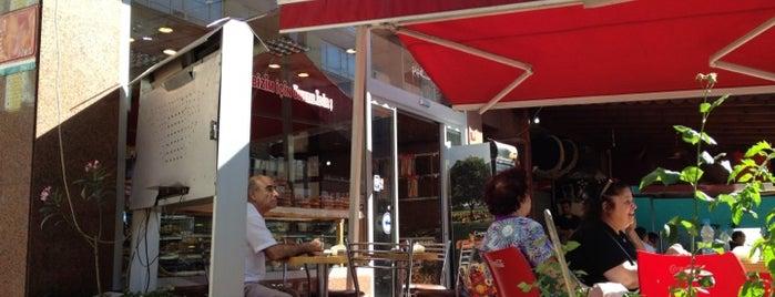 Kazdal Fırın & Cafe is one of İstanbul Etiket Bonus Mekanları Anadolu Yakası.