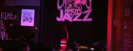 Andy's Jazz Club is one of The Jazz Club in Chicago.