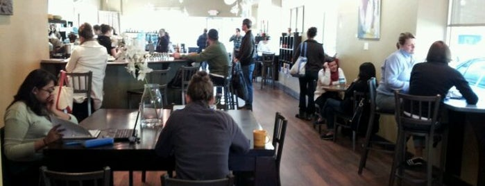 Dancing Goats Coffee Bar is one of Top picks for Coffee Shops.
