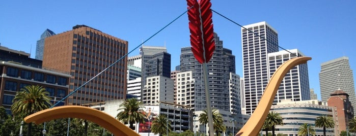 Cupid's Span is one of Bay Area.