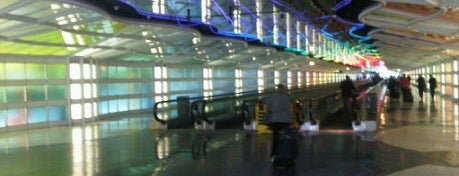 Chicago O'Hare International Airport is one of Out of State.