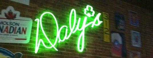 Daly's Irish Pub is one of Roadtrippin.
