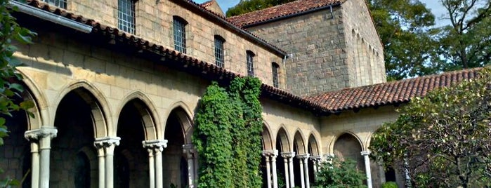 Cloisters is one of New York.