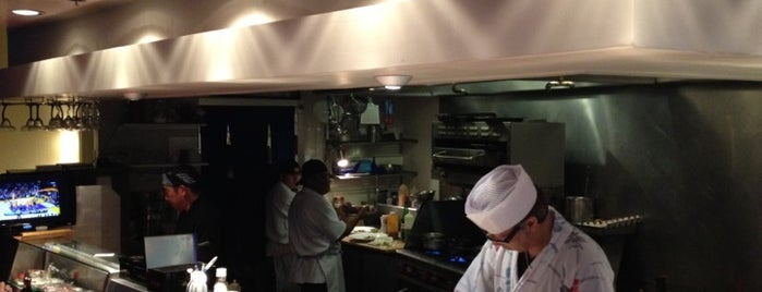 Wa Sushi & Bistro is one of Chris' LA To-Dine List.
