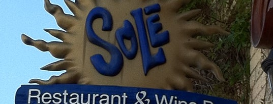 Solé Restaurant and Wine Bar is one of Dan 님이 좋아한 장소.