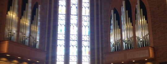 First United Methodist Church is one of B Davidさんのお気に入りスポット.
