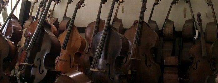 World of Strings is one of 🎯Eric💀'ın Kaydettiği Mekanlar.