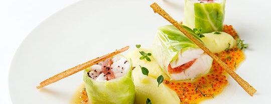 Seasonal Restaurant & Weinbar is one of New York New York.