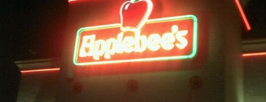 Applebee's Grill + Bar is one of Locais curtidos por Rita.