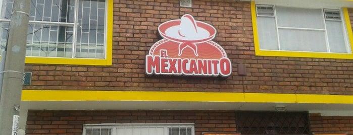 El Mexicanito is one of Mauricio'nun Beğendiği Mekanlar.