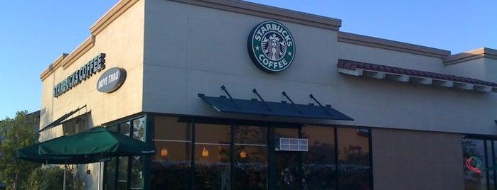 Starbucks is one of AmberChella 님이 좋아한 장소.