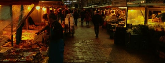 Albert Cuyp Markt is one of Amsterdam.