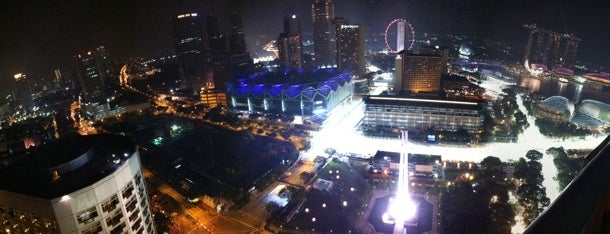 Marina Bay Street Circuit is one of Formula One Track 2014.