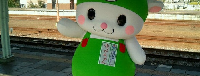Yorii Station is one of JR 미나미간토지방역 (JR 南関東地方の駅).