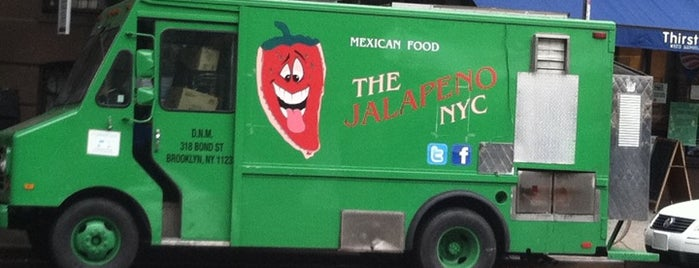The Jalapeño Truck is one of Follow that truck!.