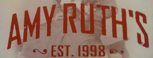 Amy Ruth's is one of Soul Food in the City.