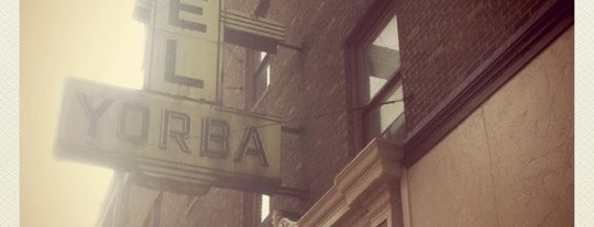 Hotel Yorba is one of Detroit.