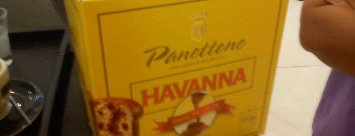 Havanna Café is one of Locais curtidos por Fernanda.