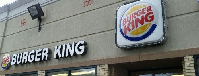 Burger King is one of Posti che sono piaciuti a Chester Thrash.