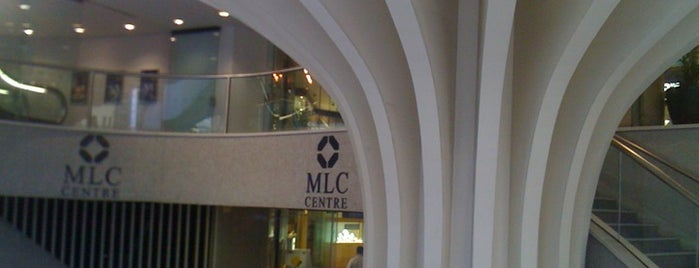 MLC Centre is one of Matt 님이 좋아한 장소.