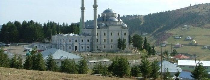 Haçka Yaylası is one of สถานที่ที่ Gökhan ถูกใจ.