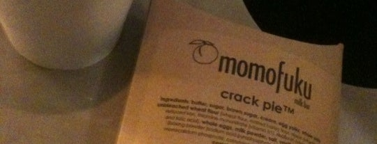 Momofuku Milk Bar is one of New York III.