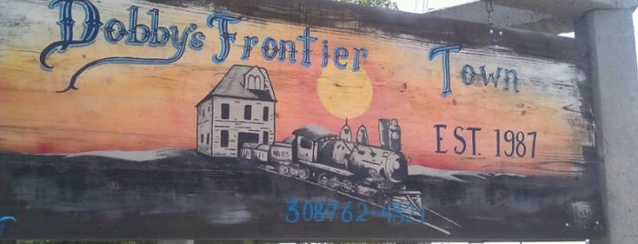 Dobby's Frontier Town is one of Locais curtidos por Rob.