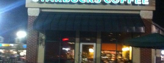 Starbucks is one of Tempat yang Disukai Назар.