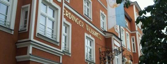 Gaststätte Zum Erdinger Weißbräu is one of Ausflüge.
