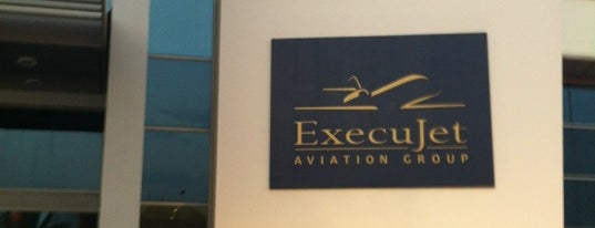 Execujet Aviation Terminal is one of Airports.