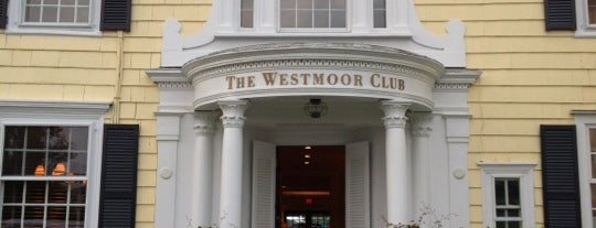 Westmoor Club is one of Lugares favoritos de Bridget.