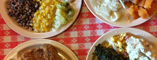 Mama Hamil's Southern Cooking is one of Posti salvati di Tony.