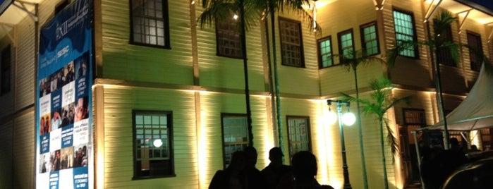 Festival de Inverno de Paranapiacaba is one of Tempat yang Disukai Artur.