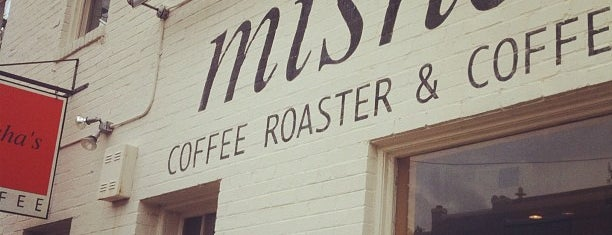 Misha's Coffee is one of Old Town.