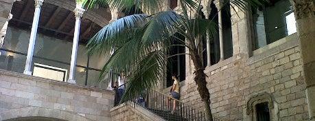 Museu Picasso is one of Museus de Barcelona.