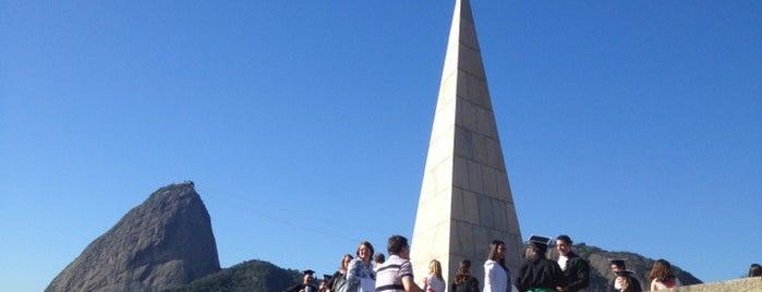 Monumento Estácio de Sá is one of Rio de Janeiro.