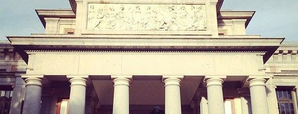 Museo Nacional del Prado is one of Madrid.