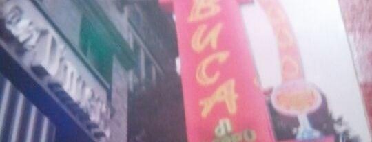 Buca di Beppo Italian Restaurant is one of Posti che sono piaciuti a Atti.