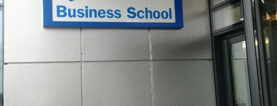 Newcastle University Business School is one of Went before 2.0.