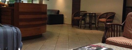 Soleil Garbos Hotel is one of Locais curtidos por Anderson.