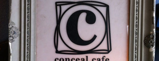 conceal.cafe SAKURAGAOKA is one of FREE Wi-Fi カフェ.