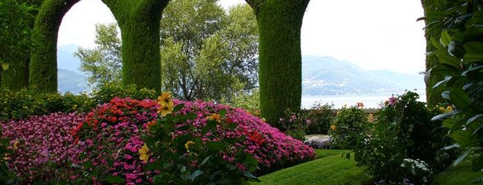 Villa Pallavicino is one of Lago Maggiore.